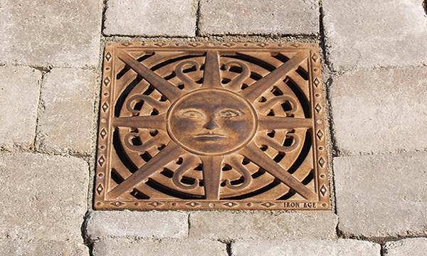 Catch Basin Grates